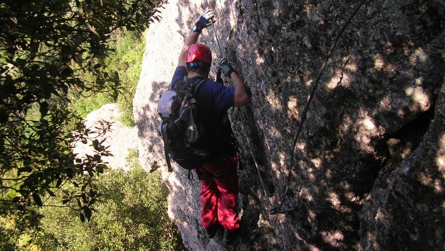 ferrata-arrampicata-monte-pisano